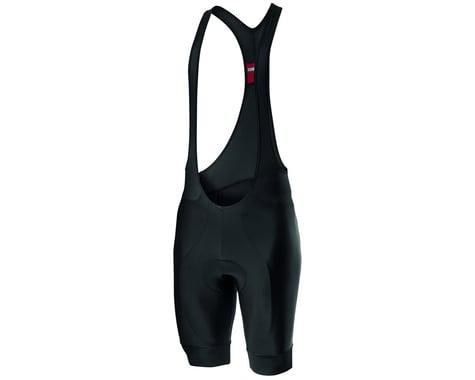 Castelli Entrata Bib Shorts (Black) (XL)