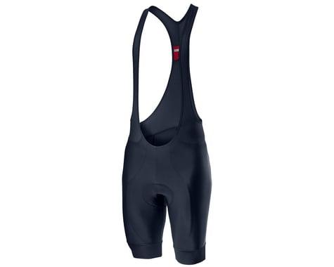 Castelli Entrata Bib Shorts (Savile Blue) (S)
