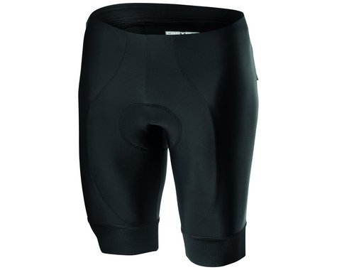 Castelli Entrata Short (Black) (S)
