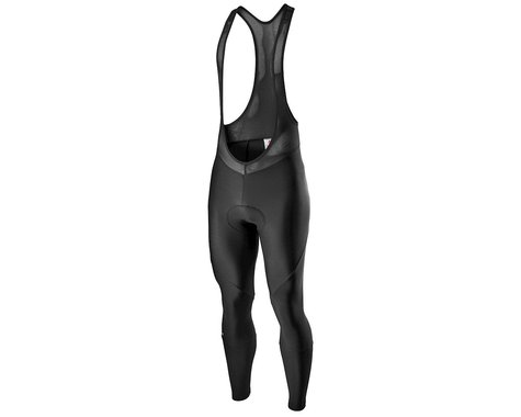 Castelli Entrata Bib Tights (Black) (S)