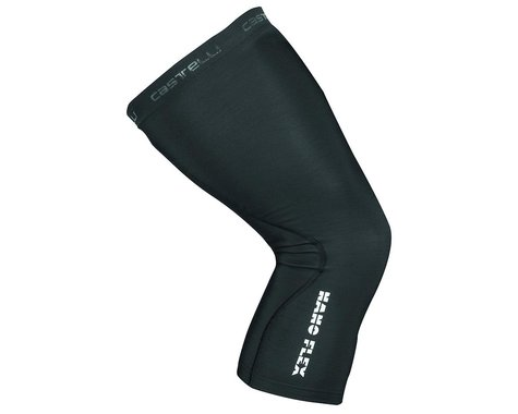 Castelli Nano Flex 3G Knee Warmer (Black) (M)