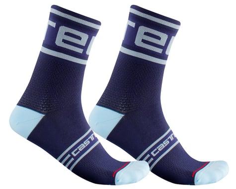 Castelli Prologo 15 Sock (Savile Blue) (L/XL)