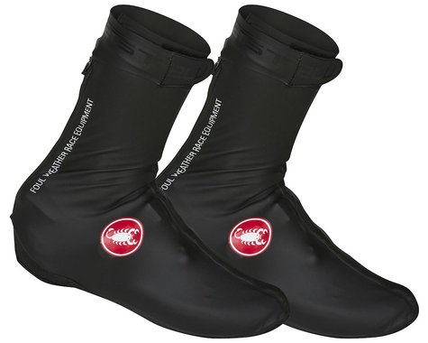 Castelli Pioggia 3 Shoecover (Black) (XL)