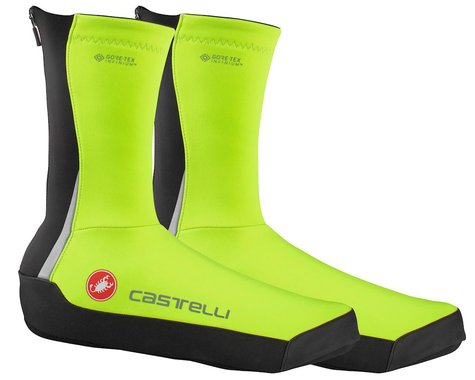 Castelli Intenso Ul Shoe Cover (Yellow Fluo) (L)