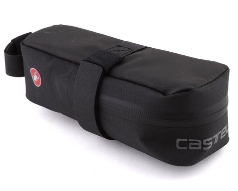 Castelli Undersaddle Bag (Black) (XL)