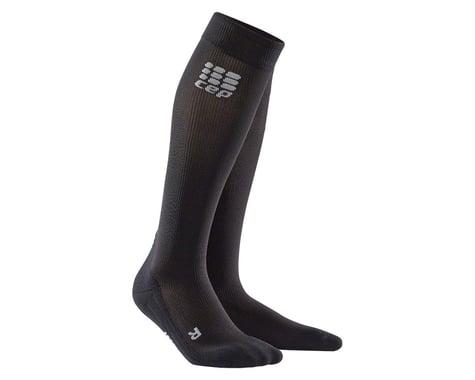 CEP Recovery+  Compression Socks - 10 inch, Black, Women's, Small (L)