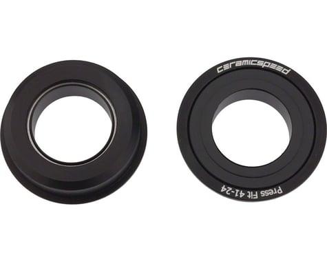 CeramicSpeed BB92 MTB Bottom Bracket: 24mm Spindle, Black