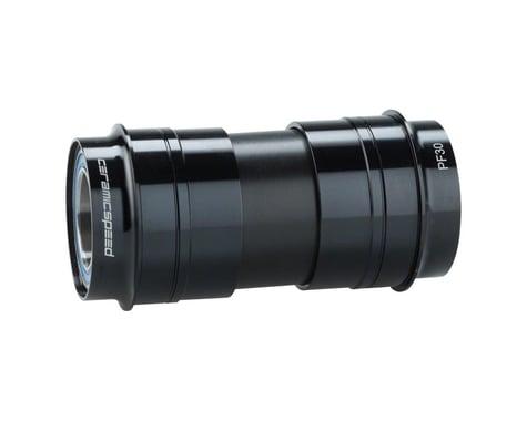 CeramicSpeed PF30 Bottom Bracket: 68mm, 24mm Spindle, Black
