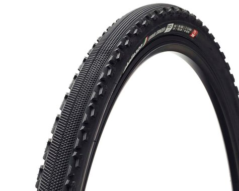 Challenge Gravel Grinder Race Clincher Tire (Black) (700c) (38mm)