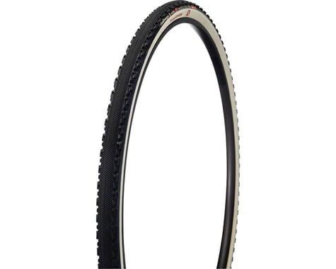 Challenge Chicane Team Edition S Tire: Tubular, 700 x 33mm, 320tpi, Black/White