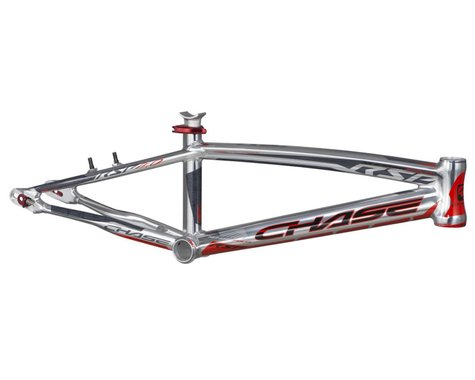 CHASE RSP4.0 Race Bike Frame (Polish/Red) (Pro XL)