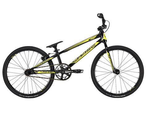 "CHASE Edge 2020 Junior BMX Bike (18.75"" Toptube) (Black/Yellow)"