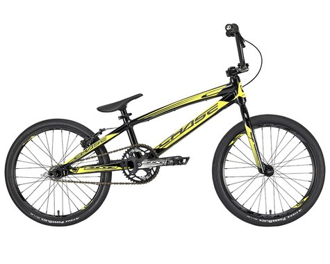 "CHASE Edge 2020 Pro BMX Bike (20.5"" Toptube) (Black/Yellow)"