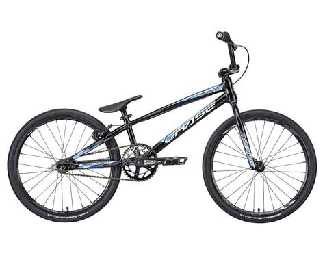 """CHASE 2021 Edge Expert BMX Bike (Black/Blue) (19.75"""" Toptube)"""