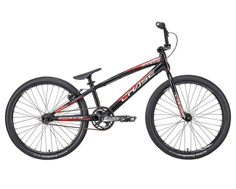 """CHASE 2021 Edge 24"""" Cruiser BMX Bike (Black/Red) (21.5"""" Toptube)"""
