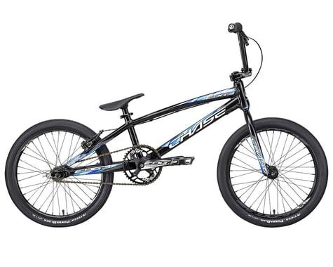 "CHASE 2021 Edge Pro XL BMX Bike (Black/Blue) (21"" Toptube)"
