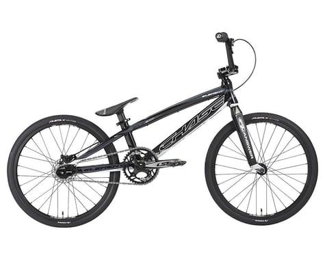 """CHASE 2021 Element Expert BMX Bike (Black/White) (20"""" Toptube)"""