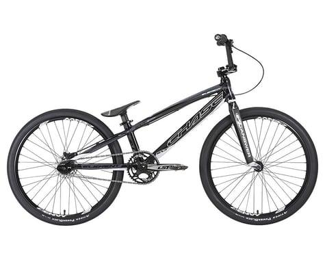 "CHASE 2021 Element 24"" Cruiser BMX Bike (Black/White) (21.5"" Toptube)"