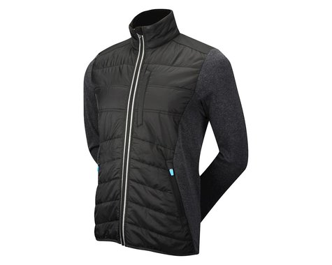 CHCB Wilson II Puffy Jacket (Black/Grey)