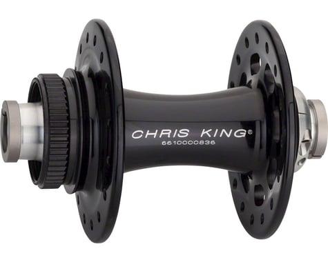 Chris King R45D Front Centerlock Disc Hub (Black) (32 Hole) (12 x 100mm)