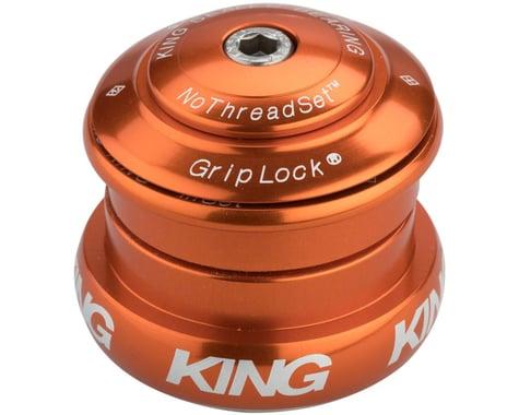 """Chris King InSet 8 Headset (Mango) (1-1/8 to 1-1/4"""") (44mm)"""