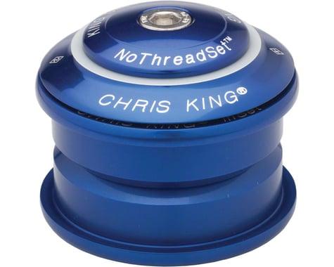 "Chris King InSet 1 Headset (Navy) (1-1/8"") (44mm)"