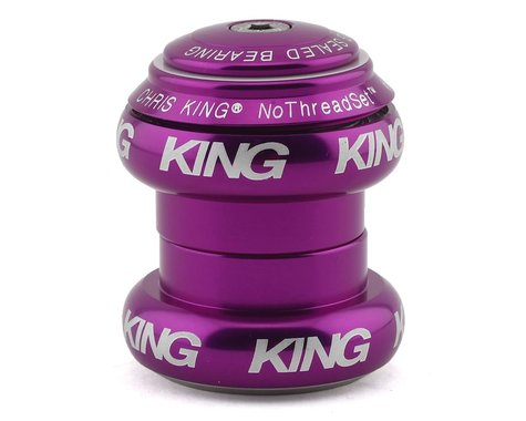 Chris King NoThreadSet Headset (Violet)