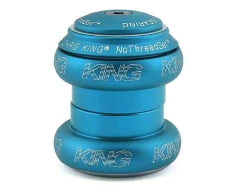 """Chris King NoThreadSet Headset (Matte Turquoise) (1-1/8"""") (EC34/28.6) (EC34/30)"""