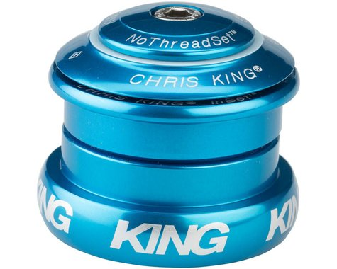 """Chris King InSet 8 Headset (Turquoise) (1-1/8"""" to 1-1/4"""")"""