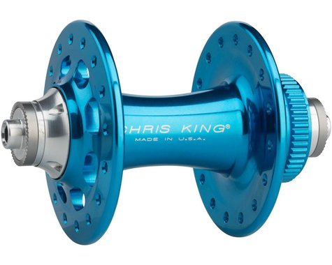 Chris King R45D Front Disc Hub (Turquoise) (32H)