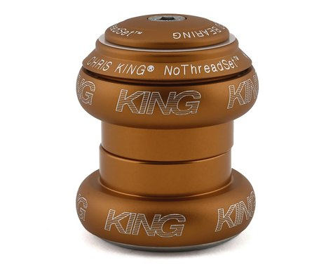 "Chris King NoThreadSet Headset (Matte Bourbon) (1-1/8"") (EC34/28.6) (EC34/30)"
