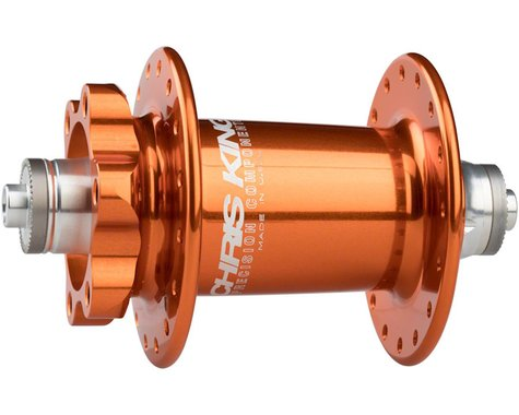 Chris King ISO QR Front Disc Hub (Mango) (32 Hole)