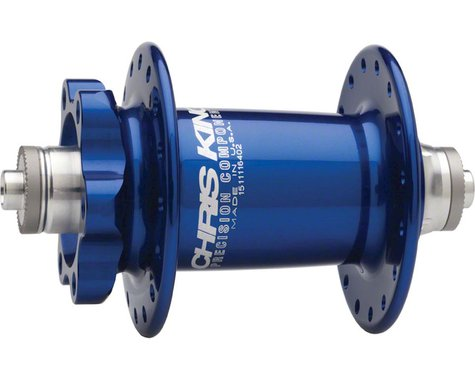 Chris King ISO Front Disc Hub (Navy) (32H)