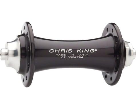 Chris King R45 QR Front Hub (Black) (20 Hole)