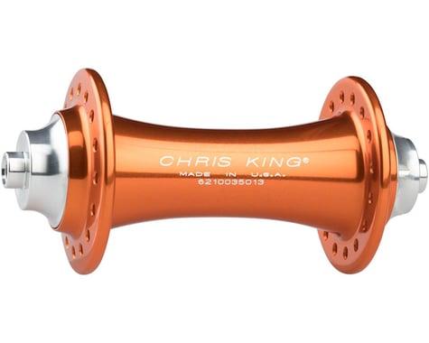 Chris King R45 Front Hub (Mango) (28H)