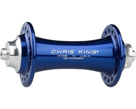 Chris King R45 QR 32 Hole Front Hub (Navy)