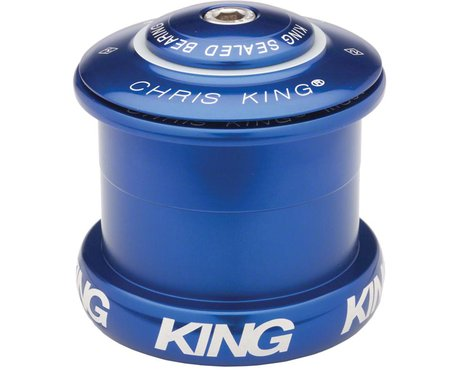"Chris King InSet 5 Headset (Navy) (1-1/8 to 1.5"") (49mm)"