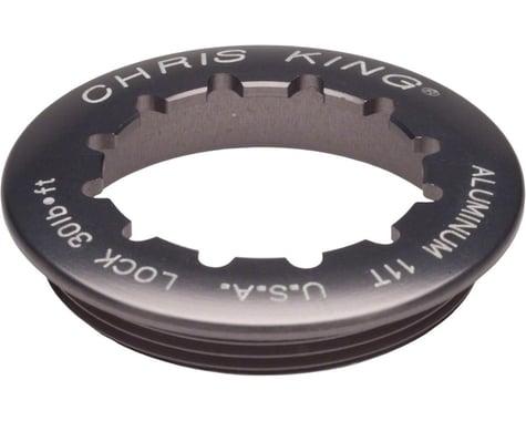 Chris King Aluminum Lock Ring for R45 Shimano Hubs (11 Tooth)