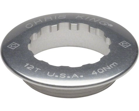 Chris King Aluminum Lock Ring for R45 Campy Hubs (11 Tooth)