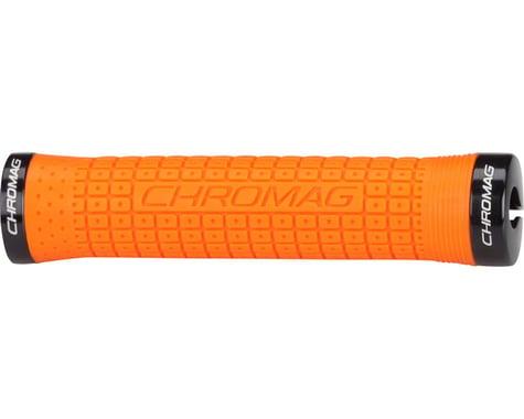 Chromag Clutch Grips (Orange)