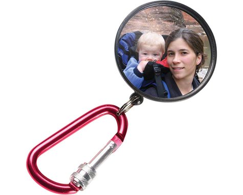 Chums Retractable Rearview Mirror