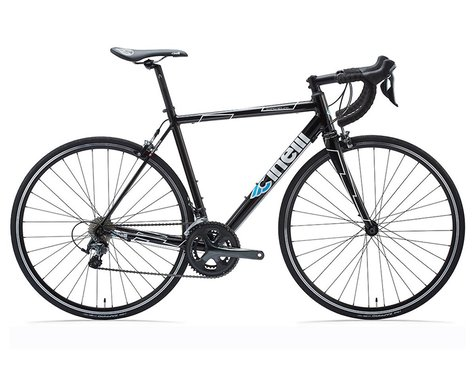 Cinelli Experience Complete Road Bike (Black Thunderdome)