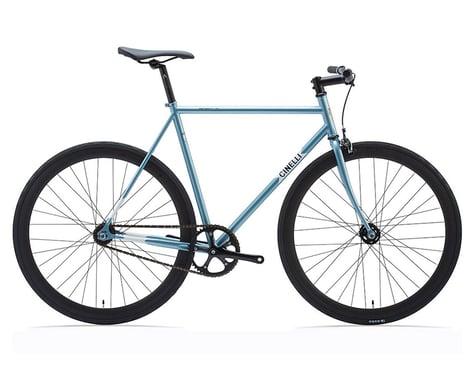 Cinelli Gazzetta Complete Fixed Gear Bike (Beyond Blue Eyes)