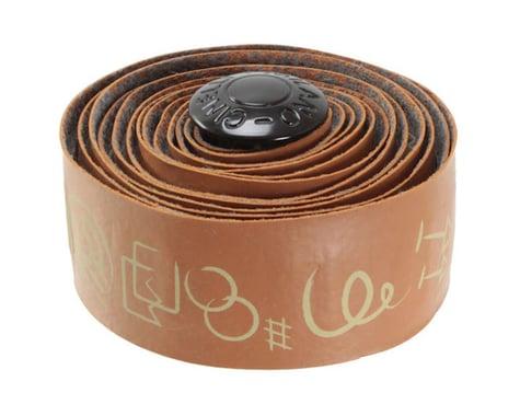 Cinelli Hobo Alphabet Volee Ribbon Handlebar Tape (Brown)