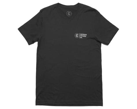 Cinema Twisted T-Shirt (Vintage Black) (M)