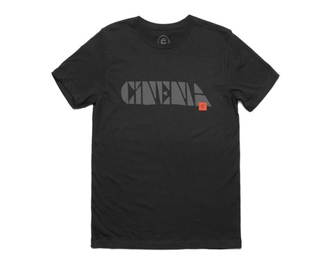 Cinema Chunk T-Shirt (Vintage Black) (L)