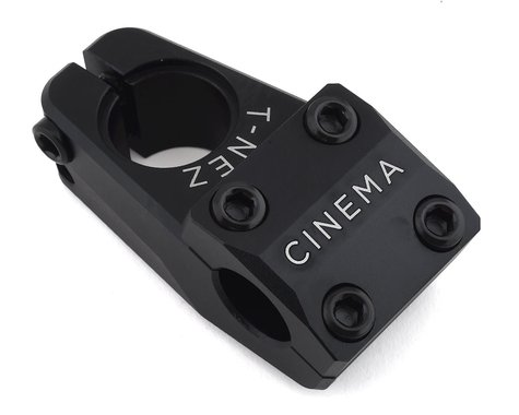 Cinema Martinez Stem (Matte Black Sandblast) (48mm)