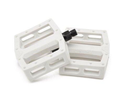 "Cinema CK PC Pedals (Chad Kerley) (White) (9/16"")"