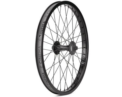 "Cinema ZX Front Wheel (Black) (20 x 1.75"")"