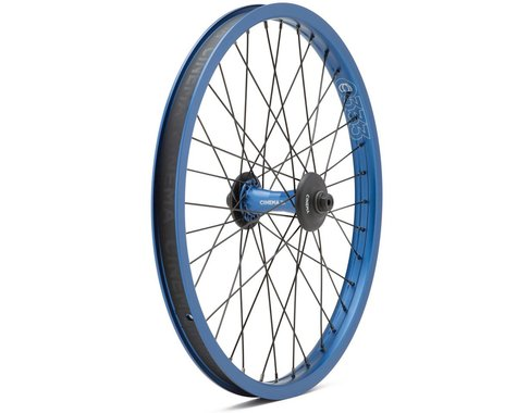 "Cinema ZX Front Wheel (Blue) (20 x 1.75"")"
